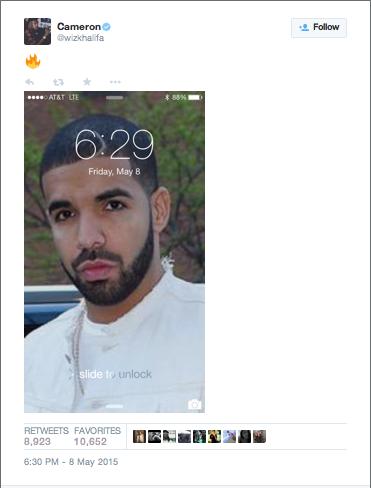 Wiz:Drake screen