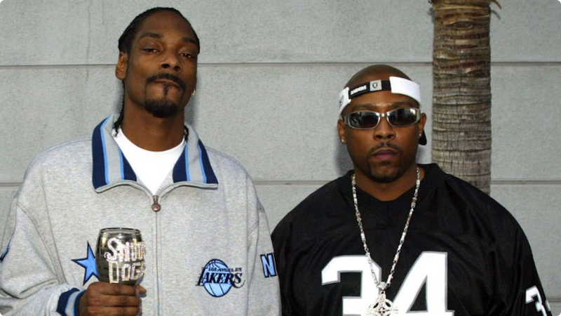 Snoop And Nate Dogg