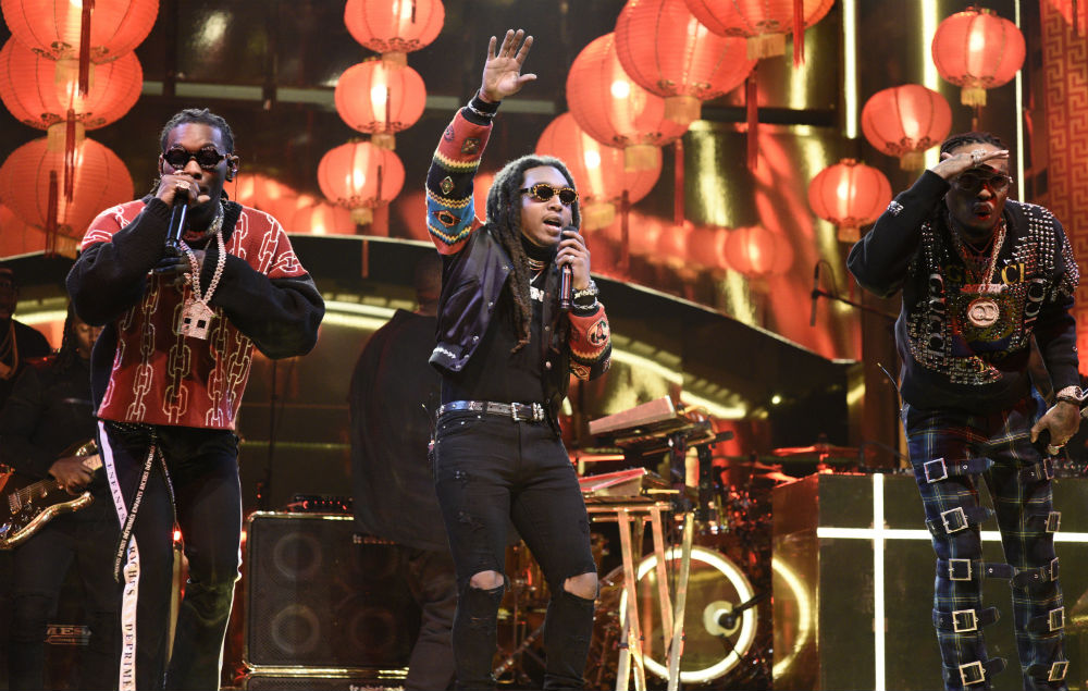 Doxygen Media – The Migos Have Trouble in Last Saturday's